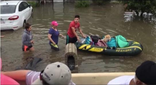 Thành phố Mcallen, Texas chuẩn bị đón thêm mưa và ngập lụt