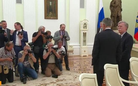 Moscow- Washington đạt thỏa thuận tổ chức cuộc họp Trump – Putin