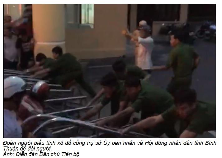 Vì sao Bình Thuận bạo loạn? (Phạm Chí Dũng)