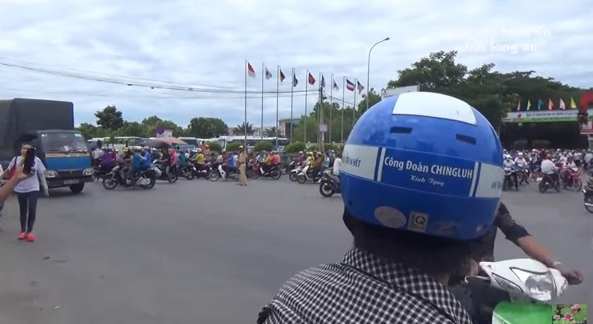 Biểu tình chống luật đặc khu và luật an ninh mạng tiếp diễn ở Sài Gòn, Long An, Tiền Giang