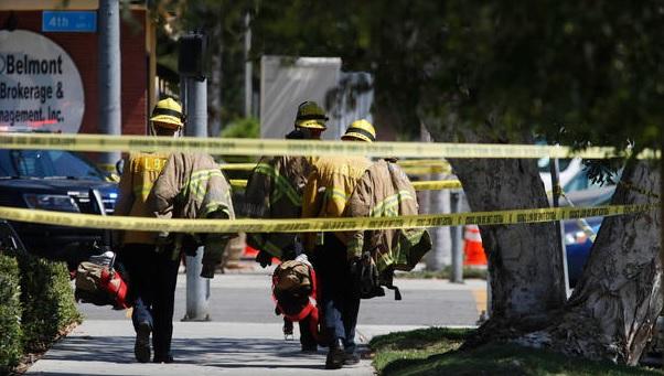 Một sĩ quan cứu hỏa thành phố Long Beach California bị bắn chết trong lúc làm nhiệm vụ