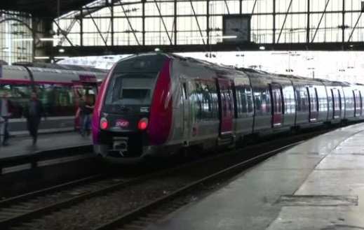 Hạ viện Pháp thông qua dự luật cải cách công ty hỏa xa quốc gia