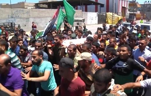 Binh sĩ Israel bắn chết 2 người palestine tại cuộc biểu tình ở biên giới Gaza