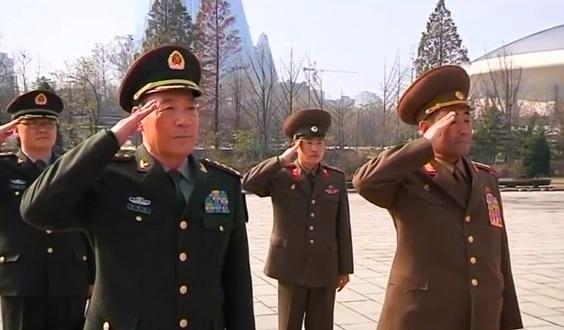 Kim Jong Un thay thế 3 tướng lãnh đạo quân đội cao cấp
