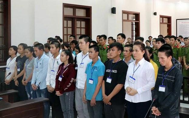 Hội Cựu Tù Nhân Lương Tâm phản đối việc kết án tù người biểu tình ôn hòa