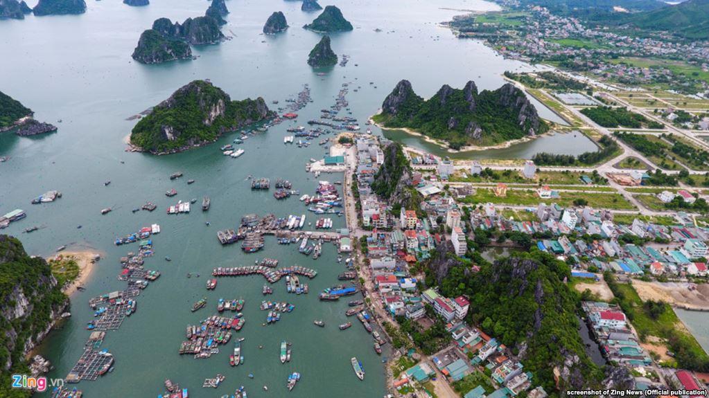 Chủ tịch Quảng Ninh hối thúc thông qua luật đặc khu để sớm sáp nhập kinh tế với Trung Cộng