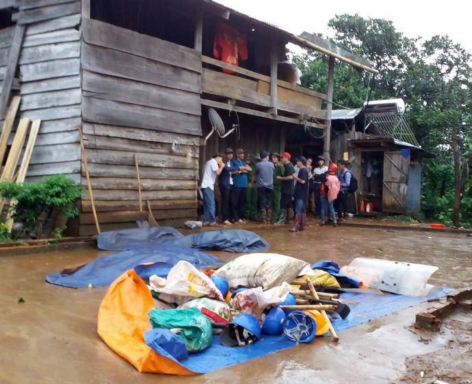 Người nổ súng giữ đất ở Đắk Nông bị y án tử hình