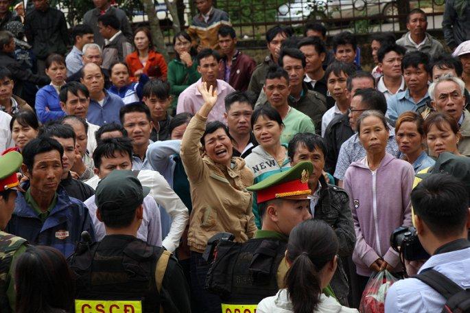 Chủ tịch nước CSVN yêu cầu xem xét lại án tử hình ông Đặng Văn Hiến