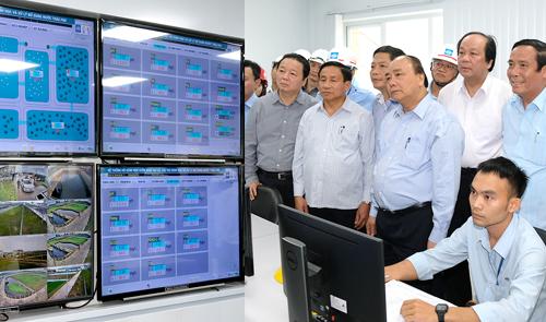 Thủ tướng CSVN thăm Formosa, yêu cầu 'không vi phạm lần hai'