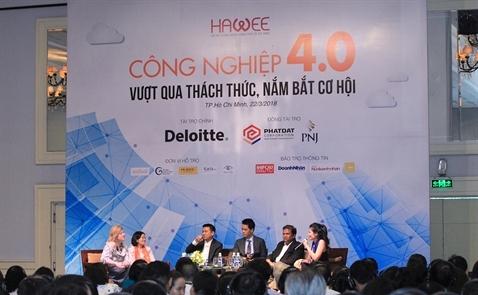 Việt Nam có thể mất 5 triệu việc làm trong cách mạng kỹ nghệ 4.0