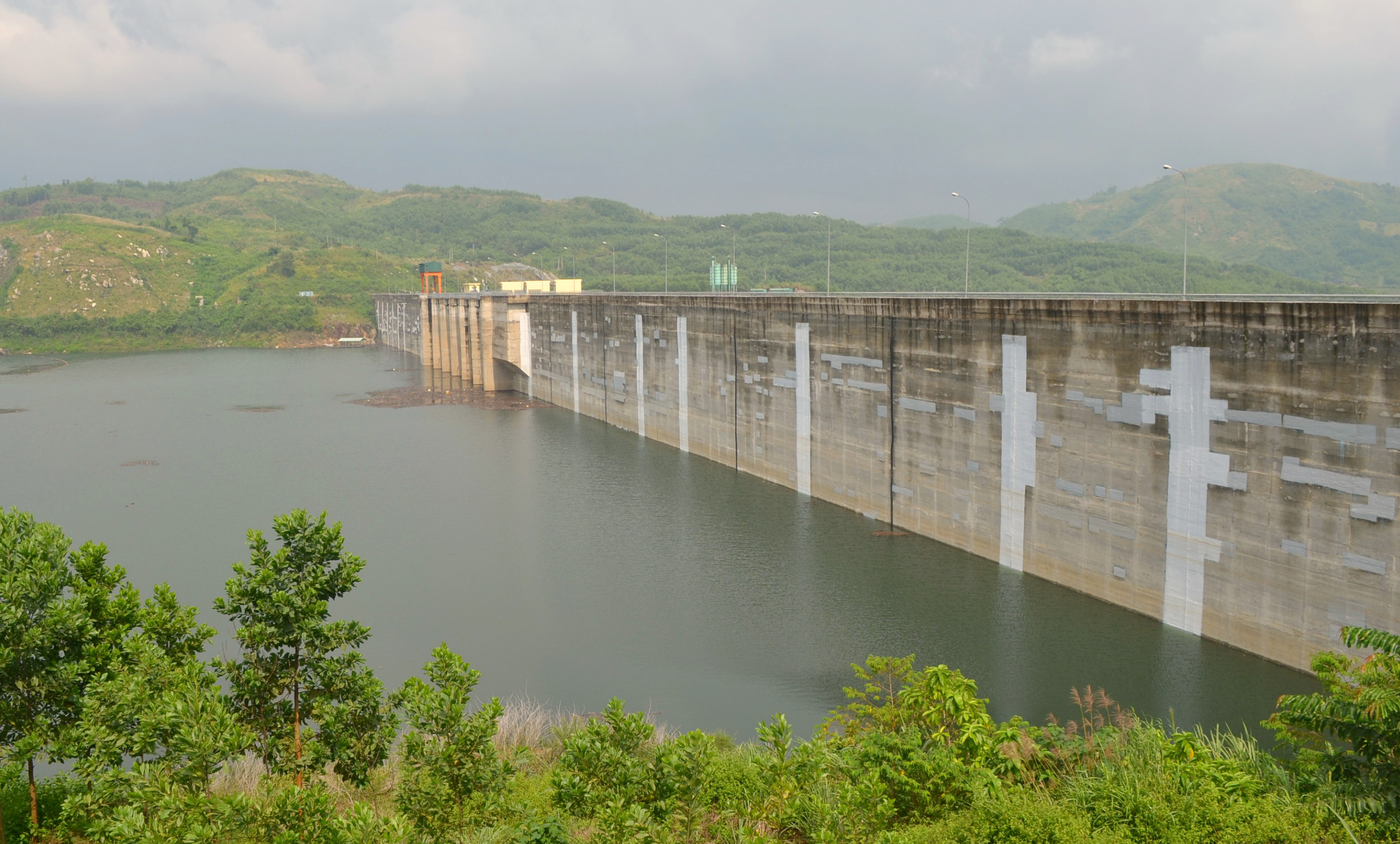 6 trận động đất trong 3 ngày gần thủy điện Sông Tranh 2  Quảng Nam