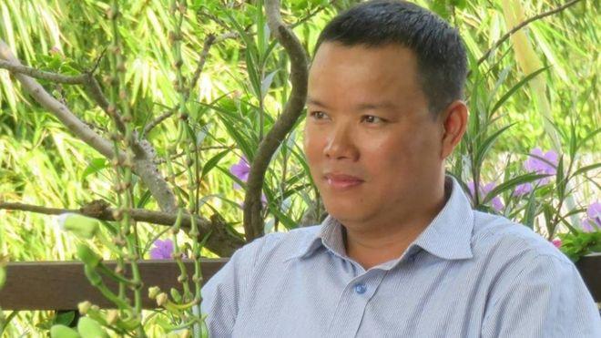 Ân Xá Quốc Tế yêu cầu CSVN trả tự do cho blogger Lê Anh Hùng