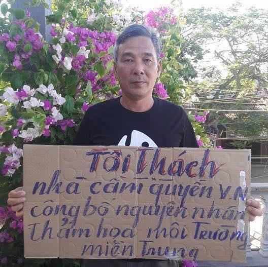CSVN sẽ xét xử nhà hoạt động Lê Đình Lượng vào ngày 30/7