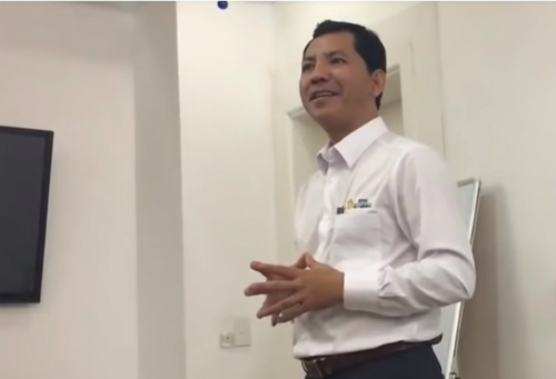 Tổng giám đốc công ty đào tiền ảo ở Sài Gòn 'biến mất'