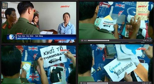 Blogger Mẹ Nấm được đổi phòng giam nhưng vẫn tuyệt thực