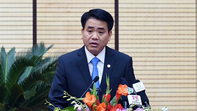 Chủ tịch thành phố Hà Nội gợi ý bán dữ liệu về cư dân để thu tiền