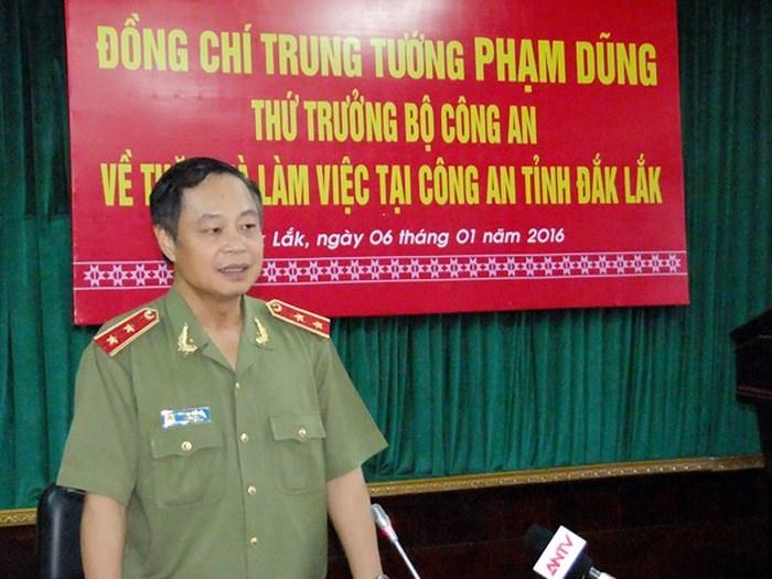 Trung tướng công an CSVN mạo danh phó thủ tướng sang Đức dự lễ xây chùa