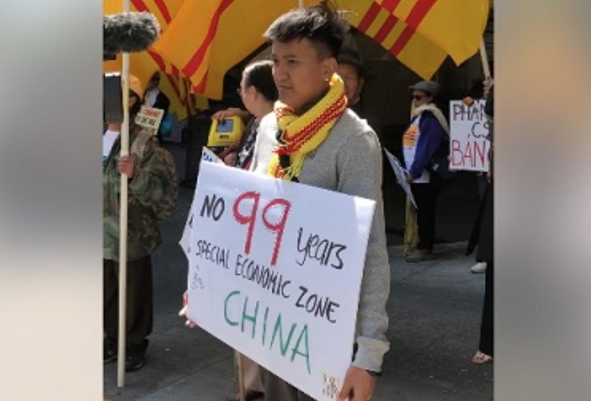 Cộng đồng Việt Minnesota kêu gọi biểu tình chống luật đặc khu và luật an ninh mạng