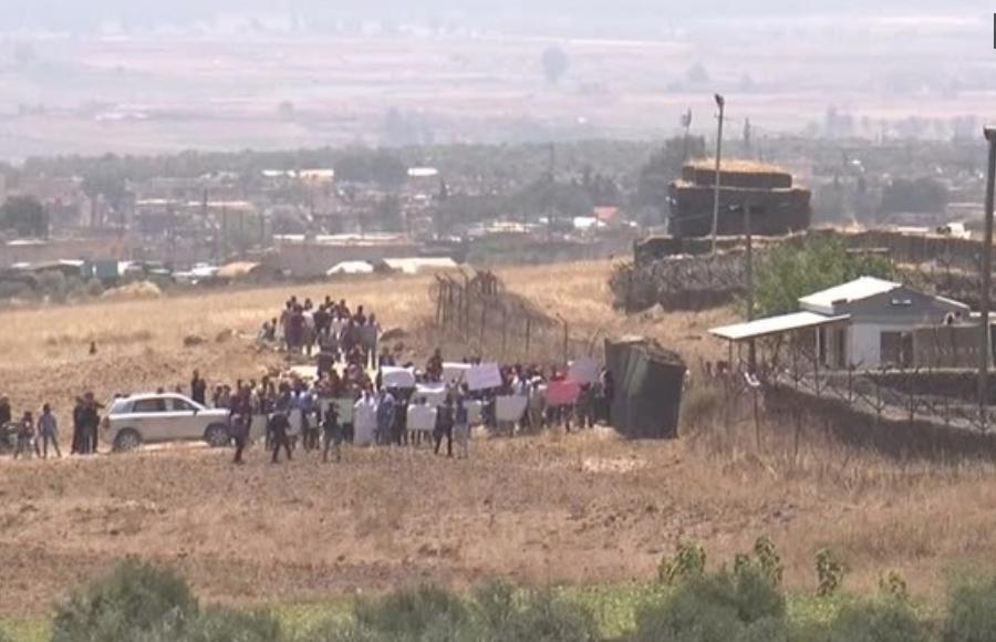 Israel doạ đáp trả mạnh mẽ nếu lực lượng Syria xuất hiện trong vùng phi quân sự Golan