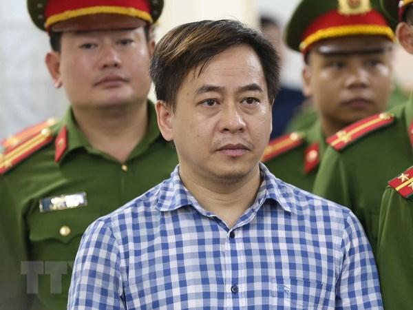 Vũ 'Nhôm' lãnh án 9 năm tù vì lộ bí mật nhà nước