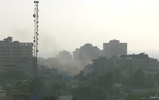 Giao tranh lại bùng nổ ở biên giới Gaza – Israel