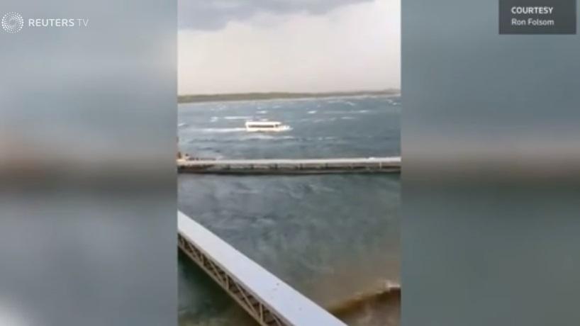 Chìm thuyền du lịch ở tiểu bang Missouri, ít nhất 17 người thiệt mạng