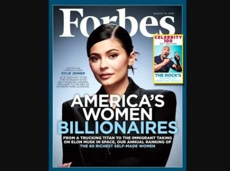 Forbes công bố danh sách những người trong ngành giải trí kiếm tiền nhiều nhất trong năm