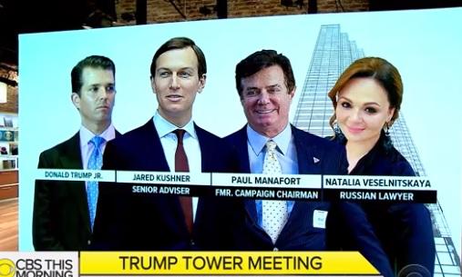 Tổng thống Trump bác bỏ cáo buộc có biết cuộc gặp giữa con trai và nữ luật sư Nga