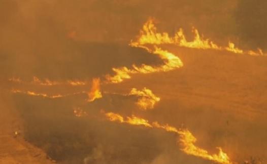 17 người ở California mất tích khi đám cháy Carr Fire lan rộng