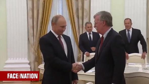 John Bolton: Putin khẳng định nhà nước Nga không can thiệp bầu cử Hoa Kỳ