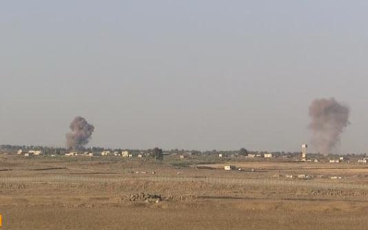 Quân đội Syria tiến đến gần biên giới Israel