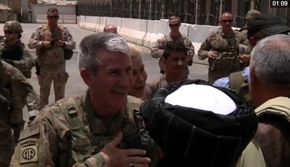 """Có những dấu hiệu """"rất tích cực"""" sau các cuộc đàm phán giữa Hoa Kỳ và Taliban"""