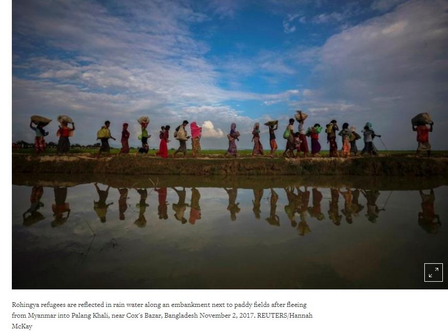 Myanmar thành lập ủy ban điều tra khủng hoảng Rohingya, phủ nhận cáo buộc diệt chủng