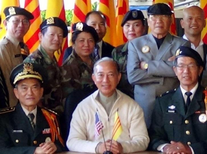 CSVN sắp xét xử 12 người thuộc 'Chính Phủ Quốc Gia Việt Nam Lâm Thời', có 2 người Mỹ gốc Việt