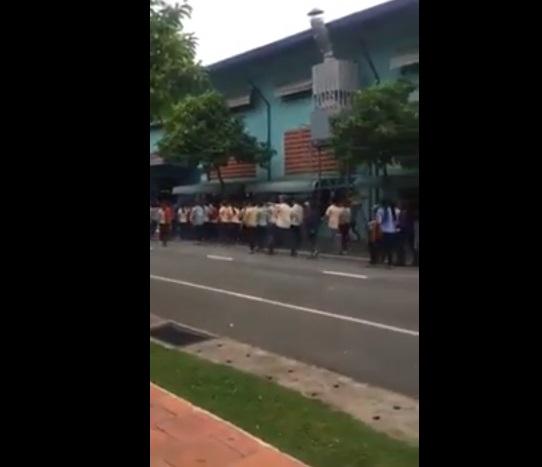 22 công nhân bị đuổi việc vì đi biểu tình ở Đồng Nai hồi tháng 6