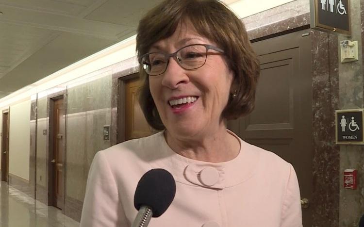 Thượng nghị sĩ Susan Collins không ủng hộ ứng cử viên Tối Cao Pháp Viện chống phá thai