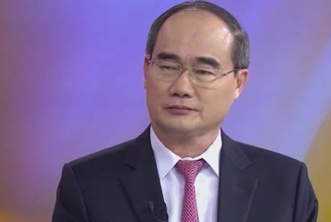 Ông Nguyễn Thiện Nhân khuyến cáo Sài Gòn 'không để xảy ra biểu tình'