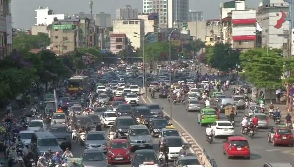 Hà Nội đối đấu nhiều khó khăn trong ngăn chặn ô nhiễm không khí