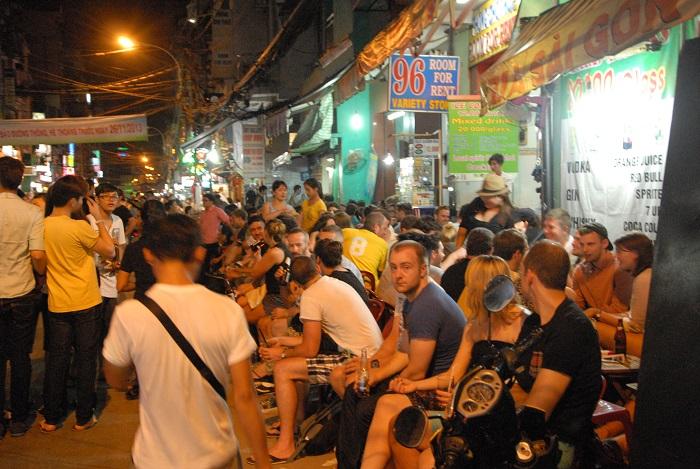 Du khách nước ngoài tới Sài Gòn chi mỗi ngày 145 USD