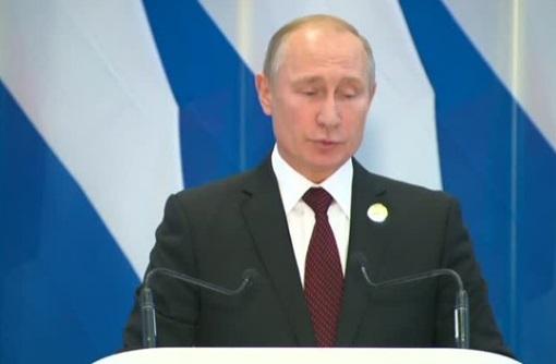 Tổng thống Putin mời tổng thống Trump đến Moscow