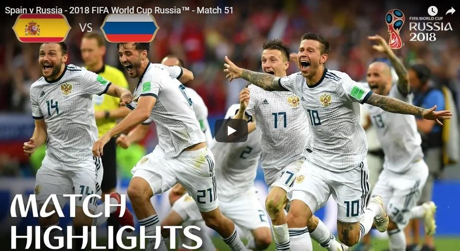 Tin nhanh World Cup 2018 ngày 1 tháng 7