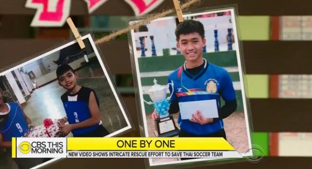 """Một học sinh thủ lĩnh trong đội banh Thái Lan được giải cứu là thiếu niên """"vô tổ quốc"""""""