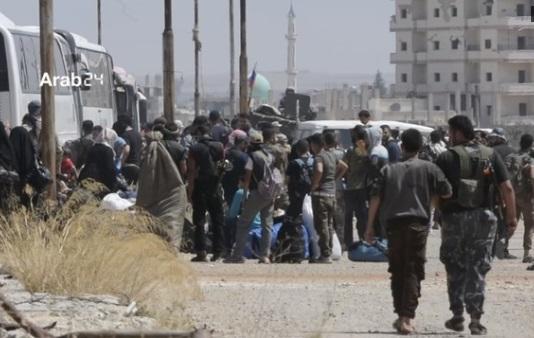 Quân đội Syria chiếm được ngọn đồi chiến lược nhìn ra biên giới Israel