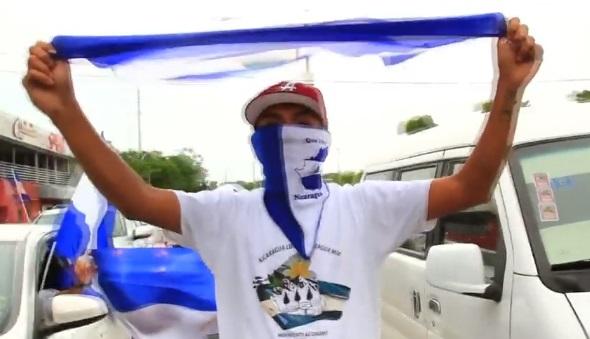 Lực lượng chính phủ Nicaragua tấn công căn cứ của phe biểu tình