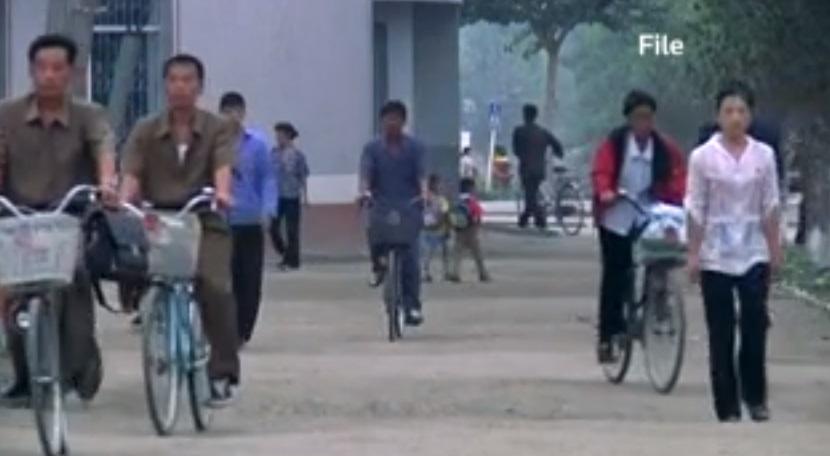 Lệnh cấm vận quốc tế khiến kinh tế Bắc Hàn xuống mức thấp nhấp trong 20 năm qua