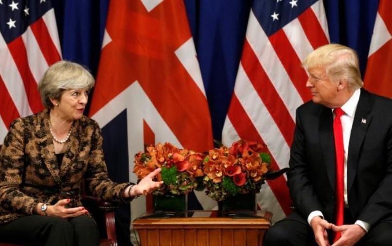 Anh Quốc đang ở tình trạng phụ thuộc vào Hoa Kỳ hơn bao giờ hết