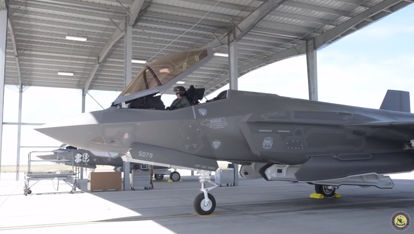 Châu Âu đặt vai trò quan trọng cho chiến đấu cơ F-35