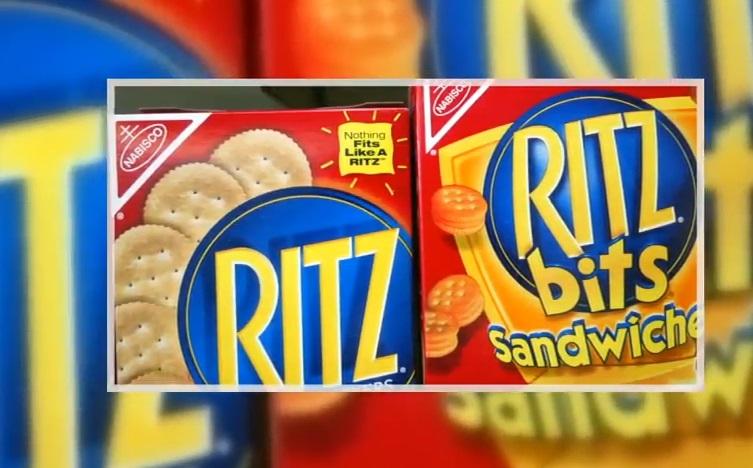 Thu hồi sản phẩm bánh Ritz ở Hoa Kỳ do sợ nhiễm vi khuẩn Salmonella