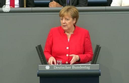 Thủ tướng Đức ủng hộ việc giảm thuế nhập cảng của EU đối với xe hơi Hoa Kỳ