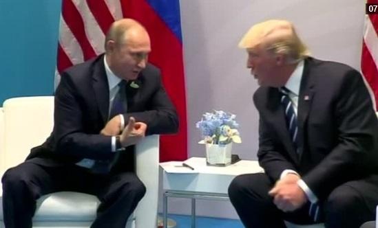 Tổng thống Trump có thể yêu cầu Putin giúp giải quyết vấn đề Bắc Hàn